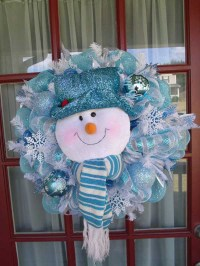 Blue Christmas Decorations - Christmas Celebration - All ...