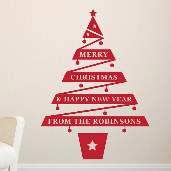 Christmas Wall Decorations Ideas To Deck Your Walls