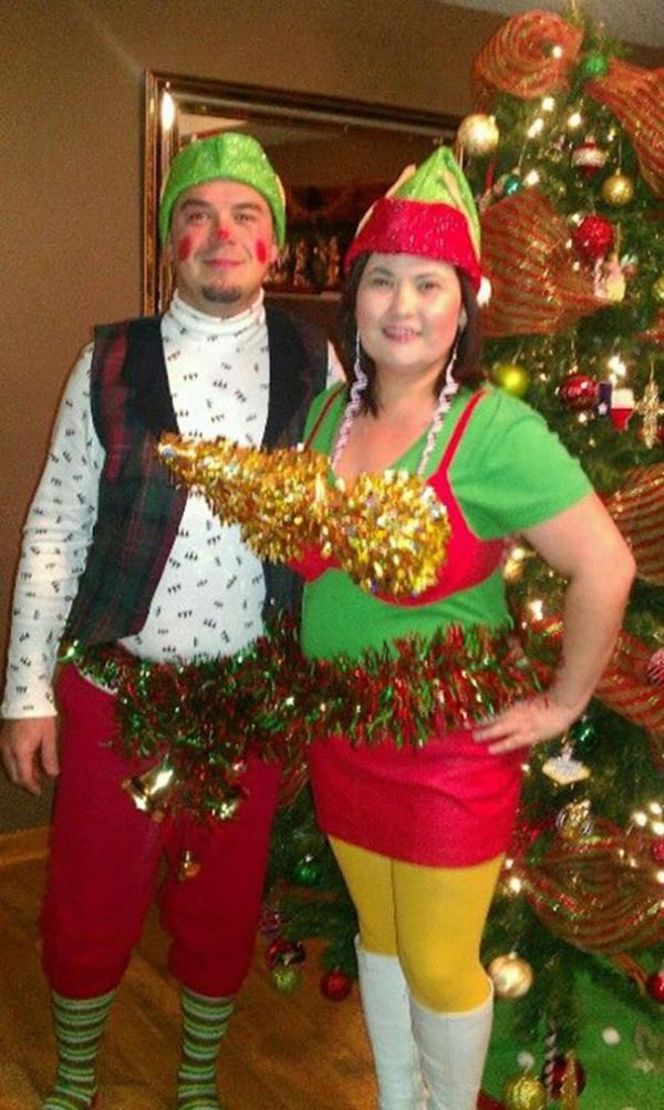 Stylish Christmas Costume Ideas For Your Holiday Party