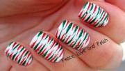 amazing and easy christmas nail