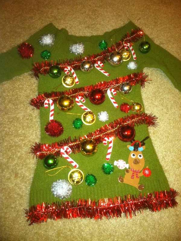 Christmas Ornament Costume