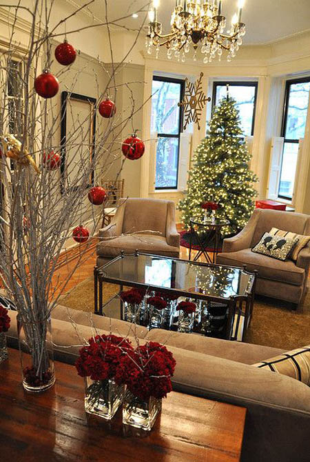 images of christmas living room decorations built in wall units ireland decorating ideas 12