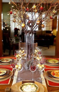 Christmas Table Decorations 2018 - Christmas Celebration ...