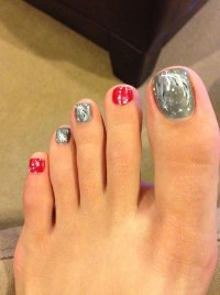 Christmas Toe Nail Art | www.pixshark.com - Images ...