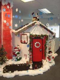 Top Office Christmas Decorating Ideas - Christmas ...