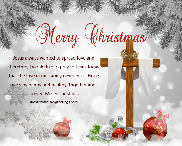 christian christmas cards with