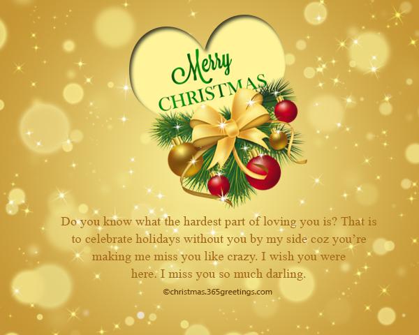 Christmas Messages For Boyfriend Christmas Celebration