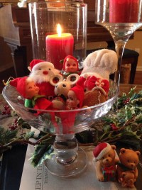 Top Indoor Christmas Decorations on Pinterest - Christmas ...
