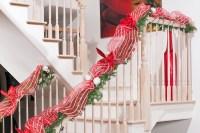 Top Christmas Staircase Decorations - Christmas ...