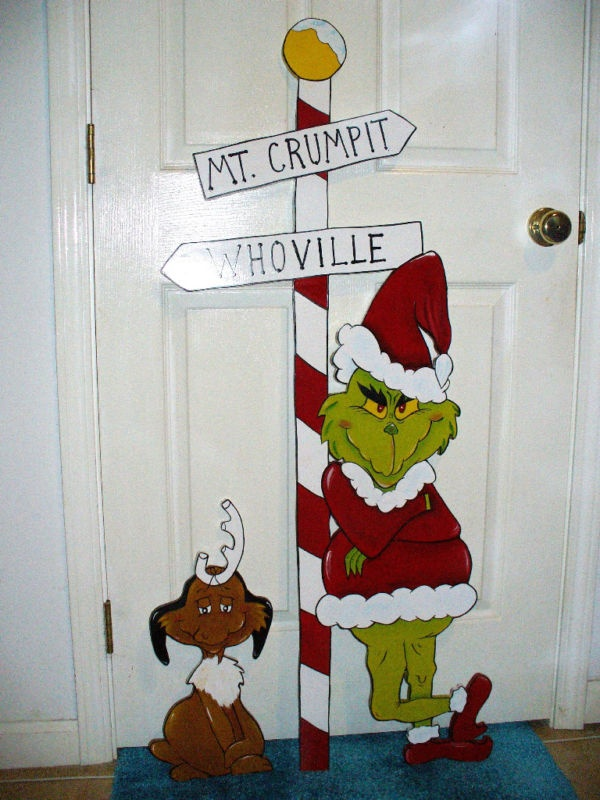 Holiday Door Decorations. Beautiful Easy Front Door