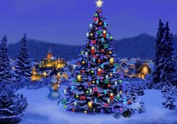 outdoor-christmas-trees-decorations - Christmas ...