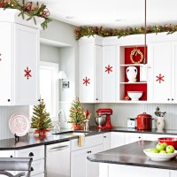 Top kitchen decorations for Christmas - Christmas ...