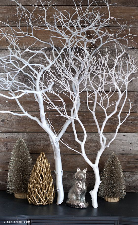 twigs for christmas decorations  Billingsblessingbagsorg