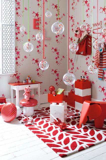 Top 40 Red And White Christmas Decoration Ideas