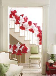 40 Gorgeous Christmas Banister Decorating Ideas ...