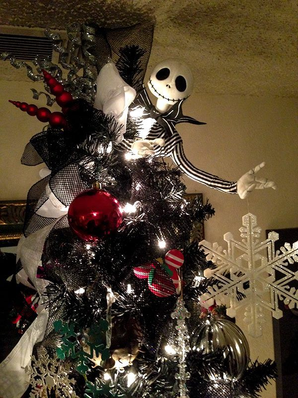 Nightmare Before Christmas Christmas Ornaments