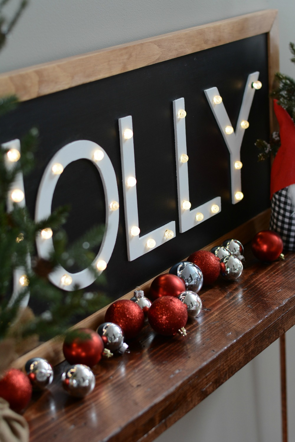 Top 40 Marquee Signs Ideas For Christmas Dcor  Christmas