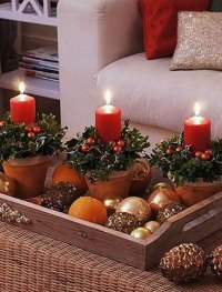 Top Red And Gold Christmas Decor Ideas