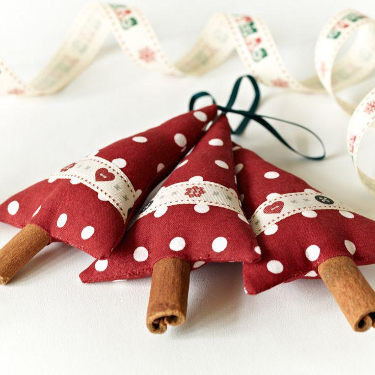 most beautiful cinnamon christmas decoration ideas