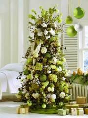 top green christmas decoration