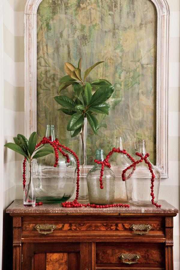 Top 40 Christmas Decoration Ideas Using Cranberries