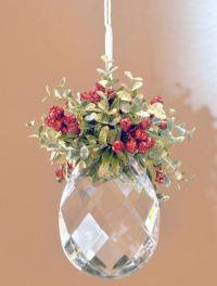 Top 40 Shabby Chic Christmas Decorations - Christmas ...