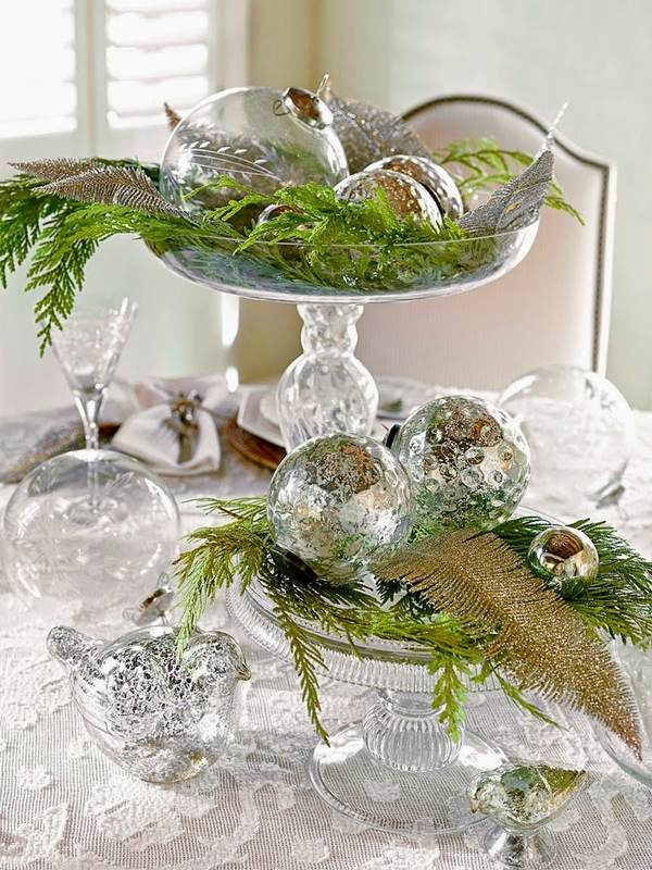 Top Green Christmas Decoration Ideas  Christmas Celebration  All about Christmas