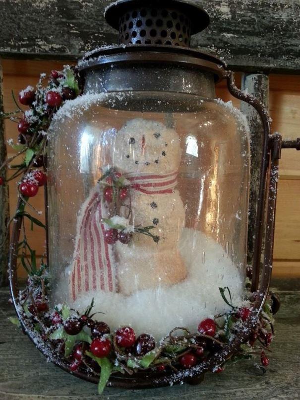 Top 40 Shabby Chic Christmas Decorations Christmas