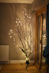 Top 40 Christmas Decoration With String Lights - Christmas ...