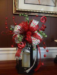 Top 40 Fascinating Christmas Decorations Using Ribbon ...