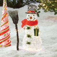 Christmas Lawn Decorations Ideas - Christmas Celebration ...