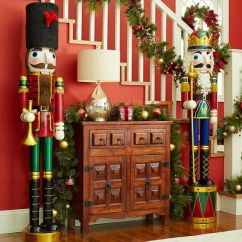 Small Living Room Toy Storage Ideas Led Ceiling Lights For India 26 Extraordinary Stand-up Christmas Decoration ...