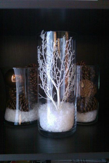 Stunning Contemporary Christmas Decoration Ideas