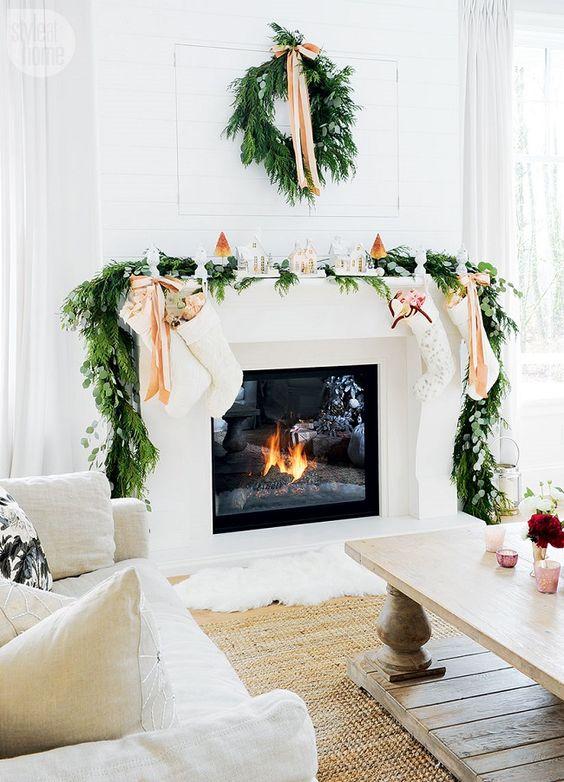 Blue Christmas Decorating Ideas 02