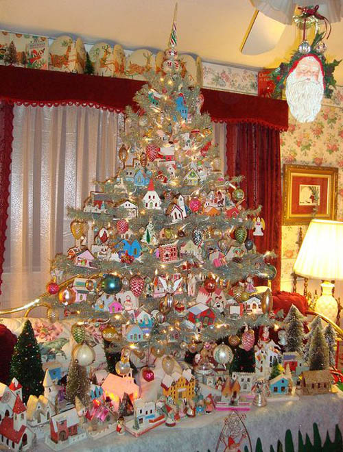top victorian christmas tree decoration ideas