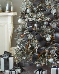 Christmas Tree Decorations With Ribbons - Christmas ...