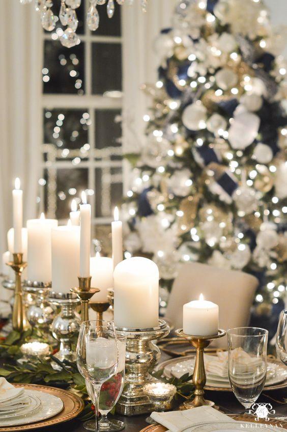 Top Christmas Table Settings