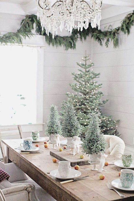 Top Christmas Table Settings