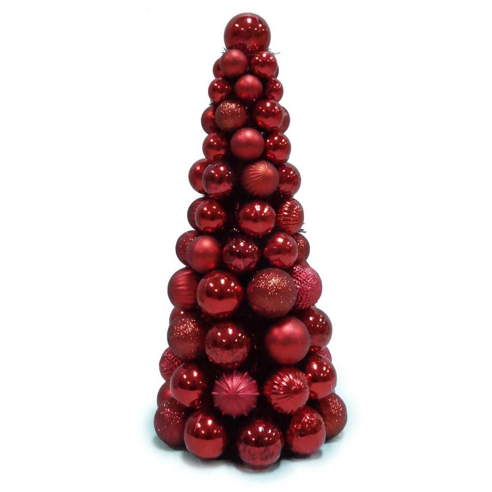 Decorate my christmas tree online for Where can i buy a red christmas tree