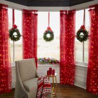 Christmas Window Lights: Decoration And Ideas - Christmas ...