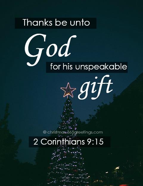 40 christmas bible verses