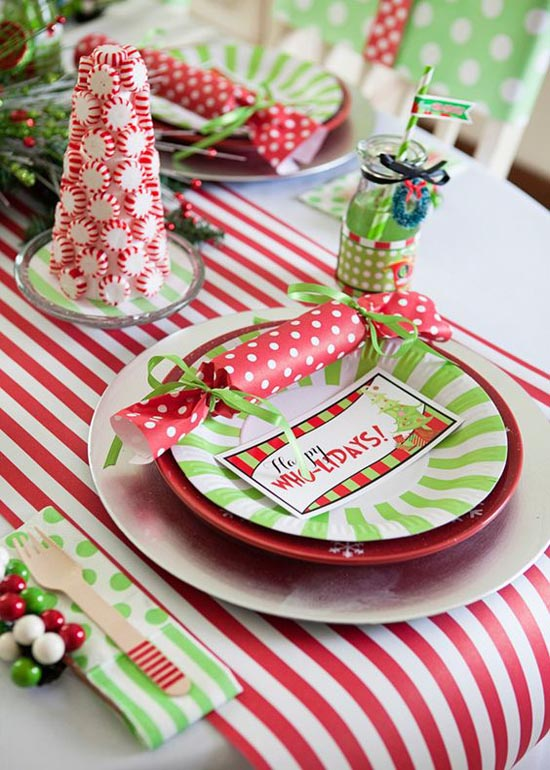 christmas party decorations ideas