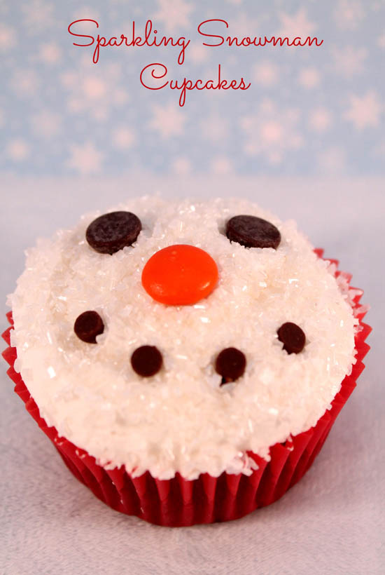 50 Extremely Cute Christmas Cupcakes All About Christmas