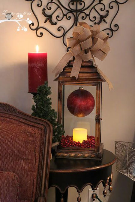 Stunning Christmas Lantern Decorations Ideas  All About
