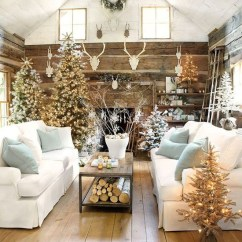 Pictures Of Living Room Decorated For Christmas Mattress Sofa Most Breathtaking Decorating Ideas And 26