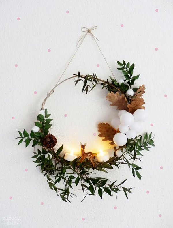 Natural Christmas Decorations 12 All About Christmas