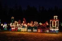 40 Outdoor Christmas Lights Decorating Ideas