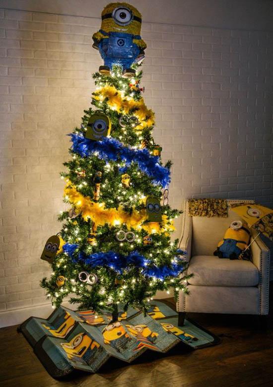30 Creative Christmas Tree Theme Ideas  All About Christmas