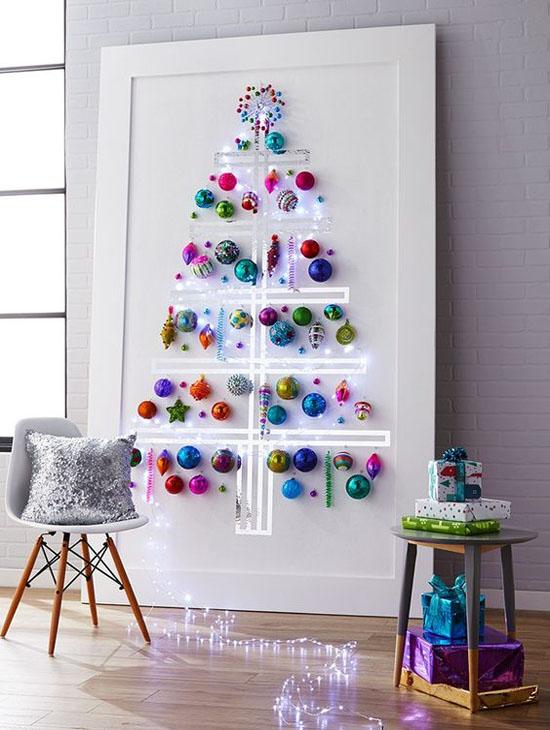 40+ Modern Christmas Decorations Ideas