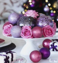 35 Breathtaking Purple Christmas Decorations Ideas - All ...